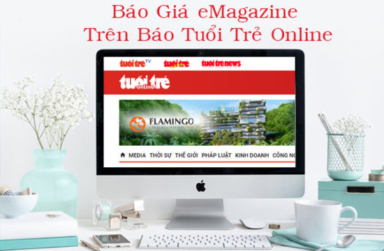 Bao gia eMagazine trên bao Tuoi tre Online